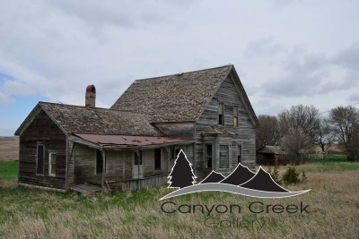 Abandoned Homes and Buildings